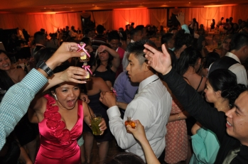 Put Your Drinks UP! Put Your Hands Up! Denver's Best DJs get the party rocking.