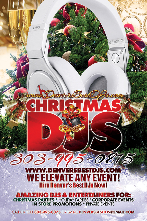 Denver's Best DJs Christmas Party And Holiday Party DJ Entertainment Denver Colorado