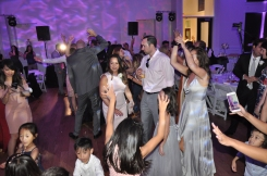 Denver's Best DJs Getting Those Hands Up at This Wedding at The Falls Event Center Littleton, Colorado