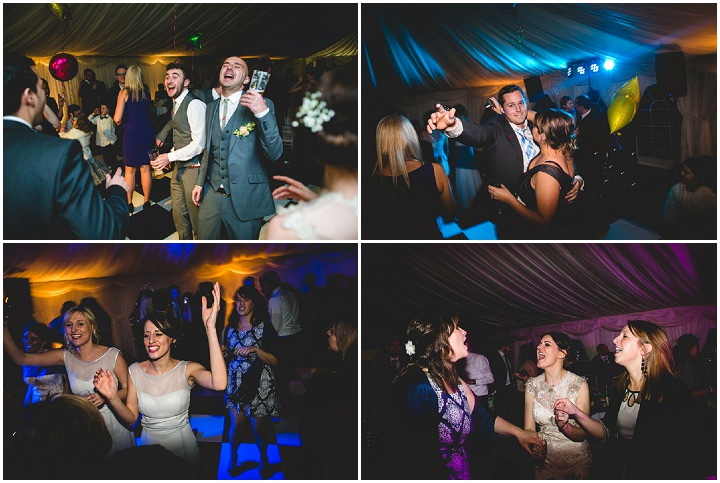 fun new years eve wedding with great djs