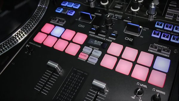 At Denver's Best DJs Our DJ Equipment is top of the Line like This Pioneer DJM S9 Mixer
