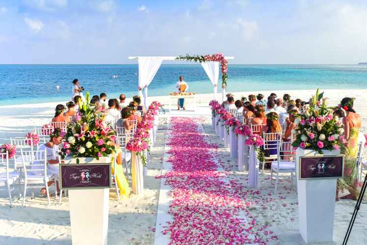 Destination Wedding DJ services Require Travel and Lodging